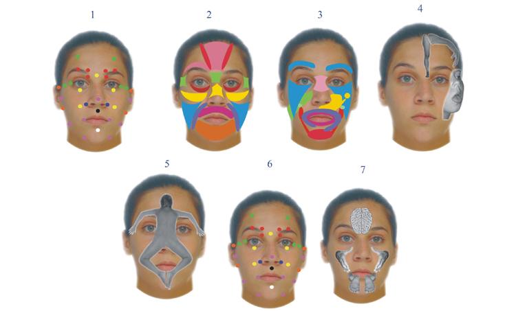 gezichtsreflexologie