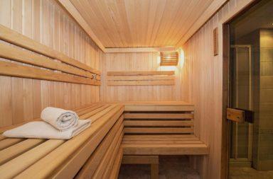 beroerte sauna