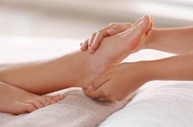 Massage en voetreflexologie
