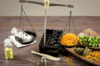 medicijnen en voedingssupplementen