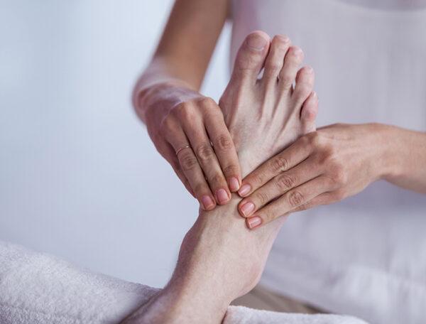 reflexzonetherapie